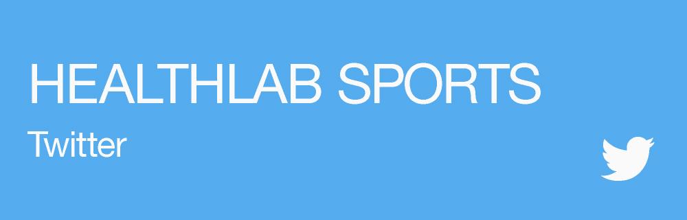 HEALTHLAB SPORTS Twitter