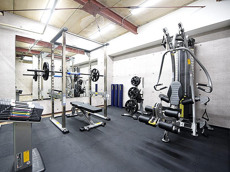 ウエイトトレーニングスペース