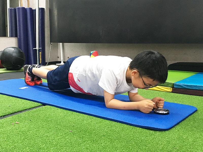 コアスタビリティトレーニング