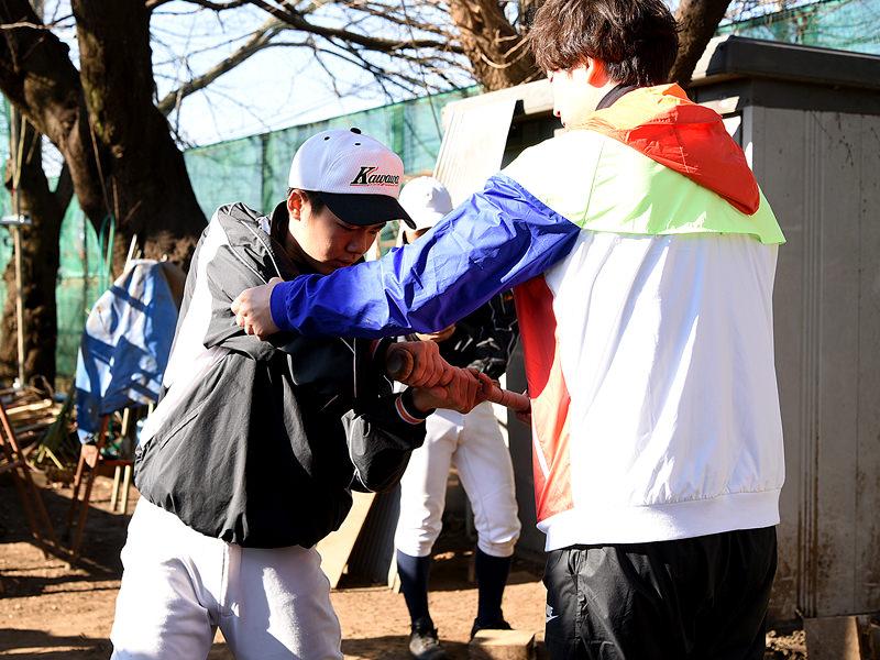 投球・打撃フォーム分析で選手に「知る・学ぶ・考える・上達する」きっかけを与えます
