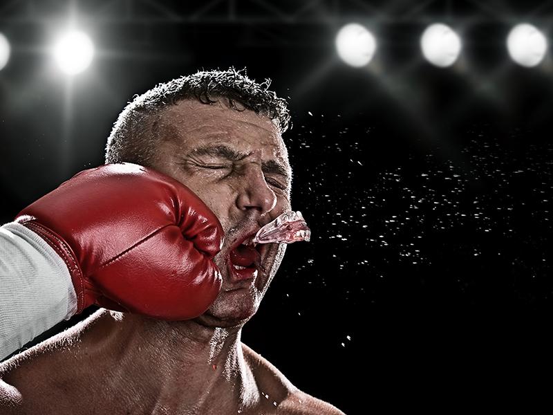 スング時間をボクシングに