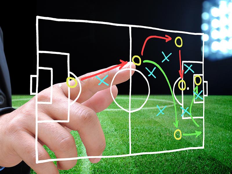 スポーツビジョンサッカー