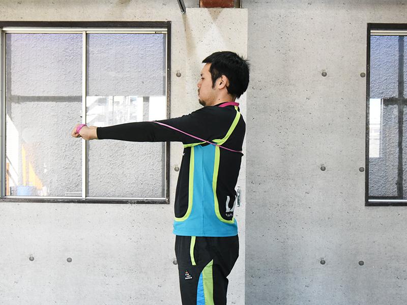 前鋸筋トレーニング1