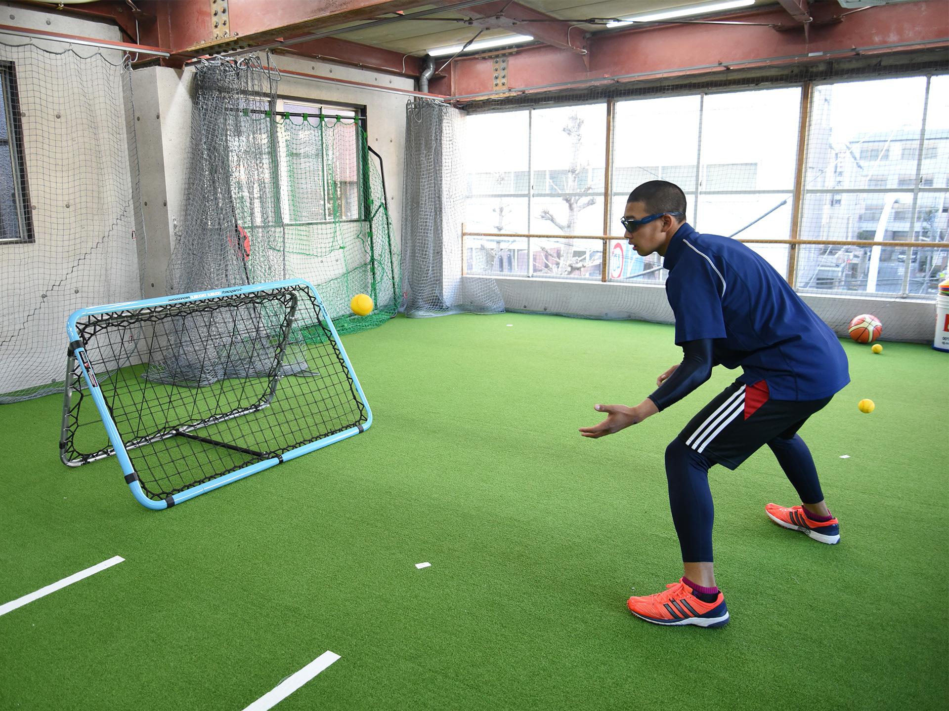 スポーツビジョントレーニング