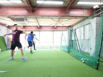 大人のための野球フィットネスコース開始のお知らせ|東京・三鷹のヘルスラボスポーツ