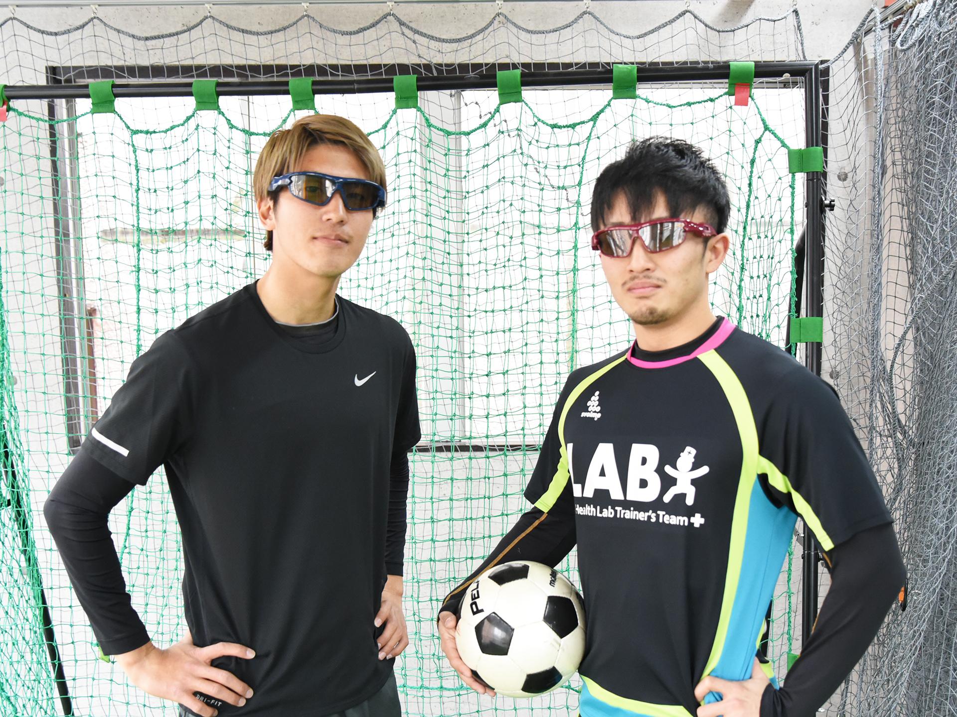 【検証】プロサッカー選手が3ヶ月間ビジョナップを使ってみた結果