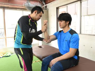 【野球選手】オフシーズンサポートキャンペーン   東京・三鷹のヘルスラボスポーツ
